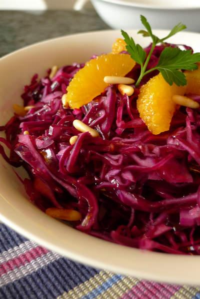 rotkraut salat rezepte suchen. Black Bedroom Furniture Sets. Home Design Ideas