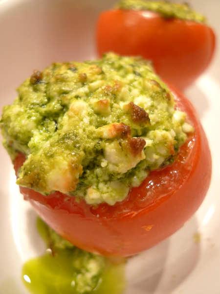 mit feta gef llte tomaten laktosefrei laktosefreie rezepte warme vorspeisen rezepte. Black Bedroom Furniture Sets. Home Design Ideas