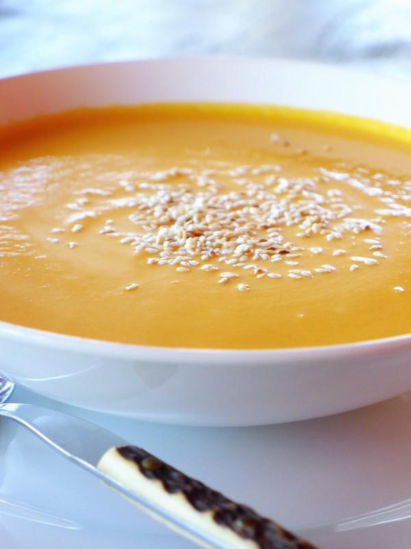 Karotten ingwersuppe kochen kochen rezepte suppen rezepte - Karotten kochen ...