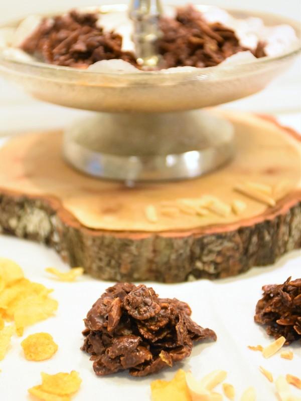 knusperh ufchen mit mandeln glutenfrei glutenfreie rezepte kekse rezepte. Black Bedroom Furniture Sets. Home Design Ideas