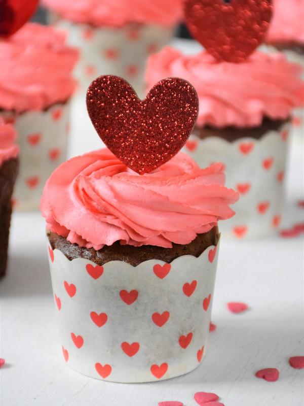 Schokolade Muffins Mit Topping Leicht Histaminarm Leicht