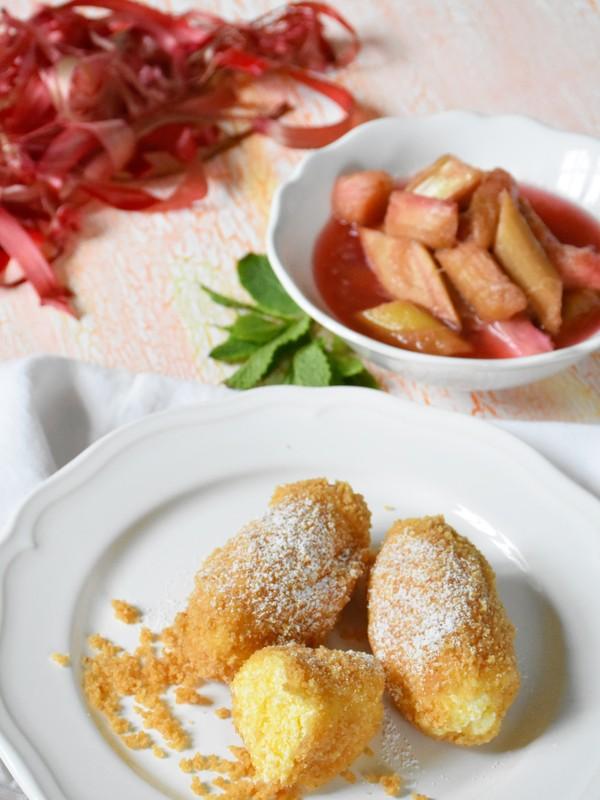 Topfennocken Aus Maisgrieß Kochen Kochen Rezepte Süsse