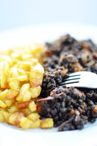 beluga linsen gem se glutenfrei glutenfreie rezepte vegetarisches rezepte. Black Bedroom Furniture Sets. Home Design Ideas