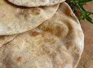 Chapatis fructosearm