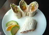 Thunfisch-Avocado Wraps caseinfrei