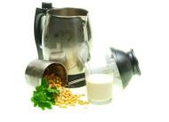 sojamilch selber machen, Milchersatz