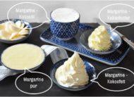 Margarine selber machen ohne Palmöl