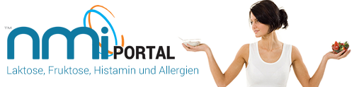 Portal für Nahrungsmittelintoleranzen - nmi Portal